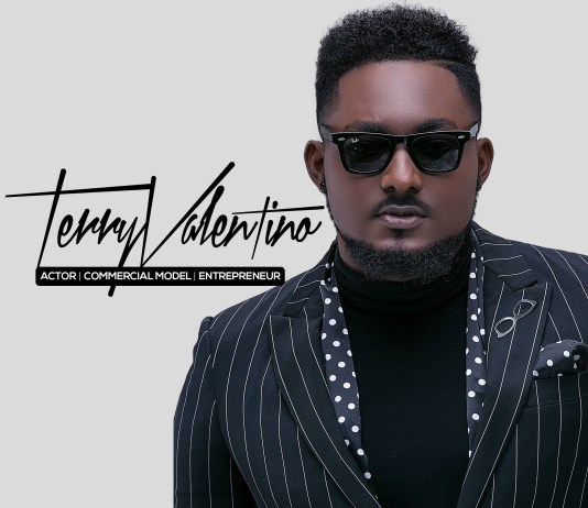 Ghanaian Actor Terry Valentino, releases new photos to celebrate birthday