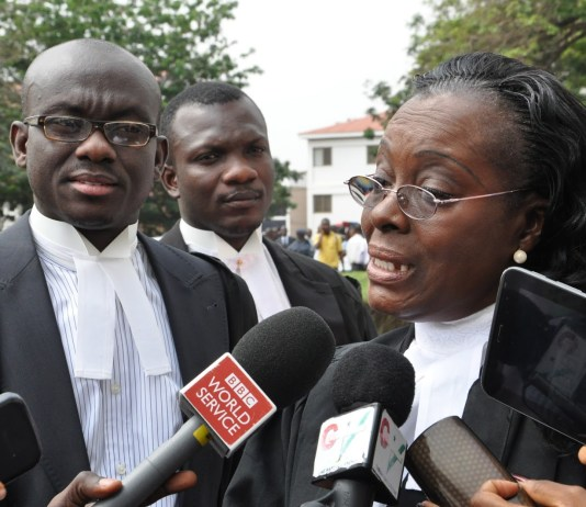 Opuni faces 25 years jail term - Gloria Akuffo