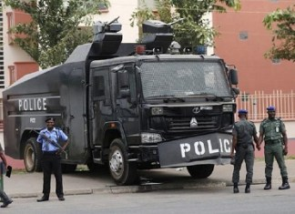 Nigeria uncovers over 80,000 'ghost' policemen on government payroll