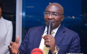 We will soon use drones to supply blood and essential medicines – Bawumia