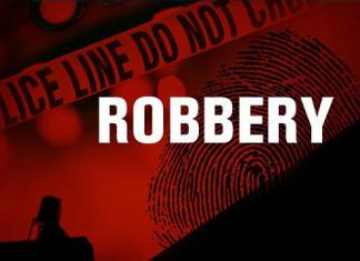 3 robbers gunned down by police