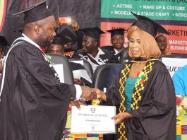 GH Media School Awards and Honours Students