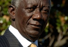 Kufuor Foundation fund raising dinner scheduled for May 12