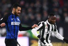 Kwadwo Asamoah completes Inter Milan medical