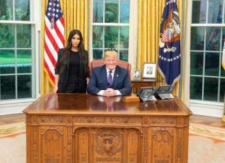 Kim Kardashian West lobbies Trump to pardon inmate