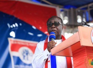 NPP Conference: Freddie Blay, John Boadu, Sammi Awuku among others Win