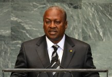 John Mahama leads Commonwealth observers for Zimbabwe elections