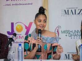 PHOTOS: Miss Universe Ghana 2018 Officially Launched in Accra