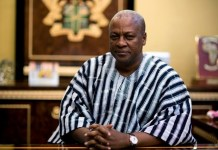 Ignore fake 2020 statement – Mahama