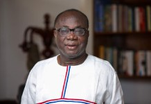 Freddie Blay incurs wrath of Asogli Traditional Council