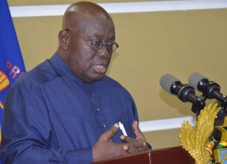 You can't hang me – Akufo-Addo to opponents