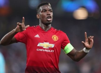 Pogba will not captain Man United again - Mourinho