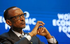 Kagame tells UN delegates Africa's global position must change