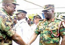 Mahama soldier sacked from Burma Camp