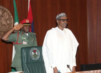 Abuse of social media and 4 issues Buhari raised in Nigeria @ 58 address