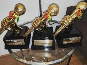 Ghana Music Awards UK 2018: Full list of winners