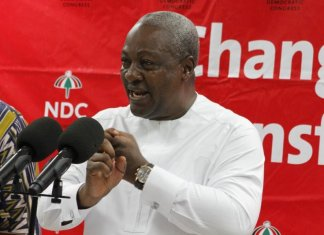 Mahama outlines agenda for NDC, promises victory 2020