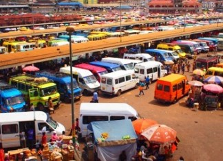 Fuel price hike: Trotro drivers to increase fares from Monday