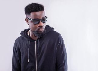 Sarkodie speaks on 'stolen car'