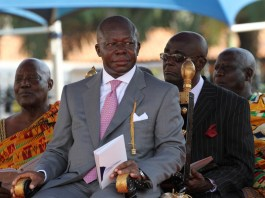 Otumfuo inaugurates new KNUST Council