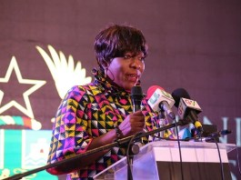 Catherine Afeku wins 'Most Active Tourism Minister' award