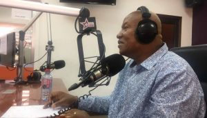 NDC flagbearer race: Alabi picks nomination forms