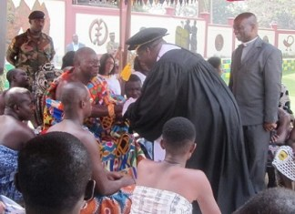 Otumfuo roots for Government policies