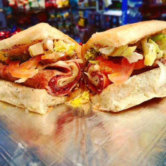Italian Sandwich ~ Gino's Deli