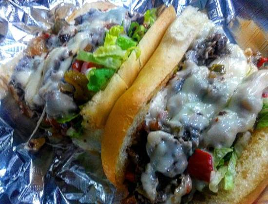 Philly Cheese Steak ~ Gino's Deli