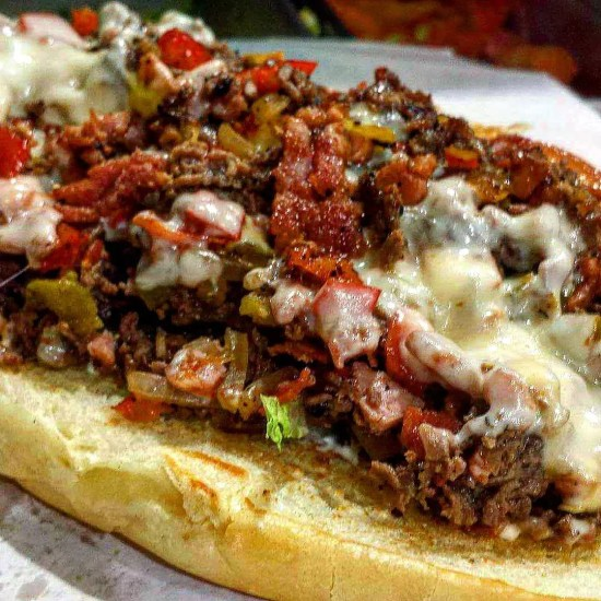 Steak Italian ~ Gino's Deli
