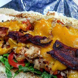 Dirty Derrick Sandwich Gino's Deli