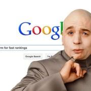 Dr. Evil Google