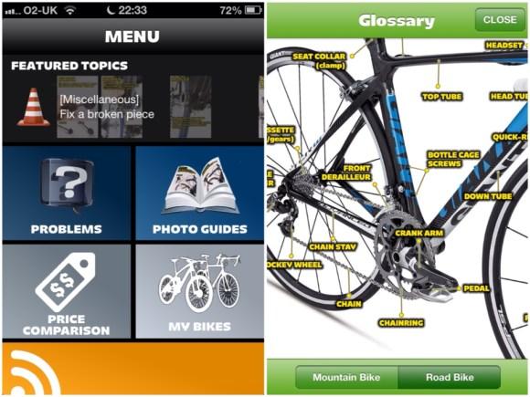 bike repair iphone