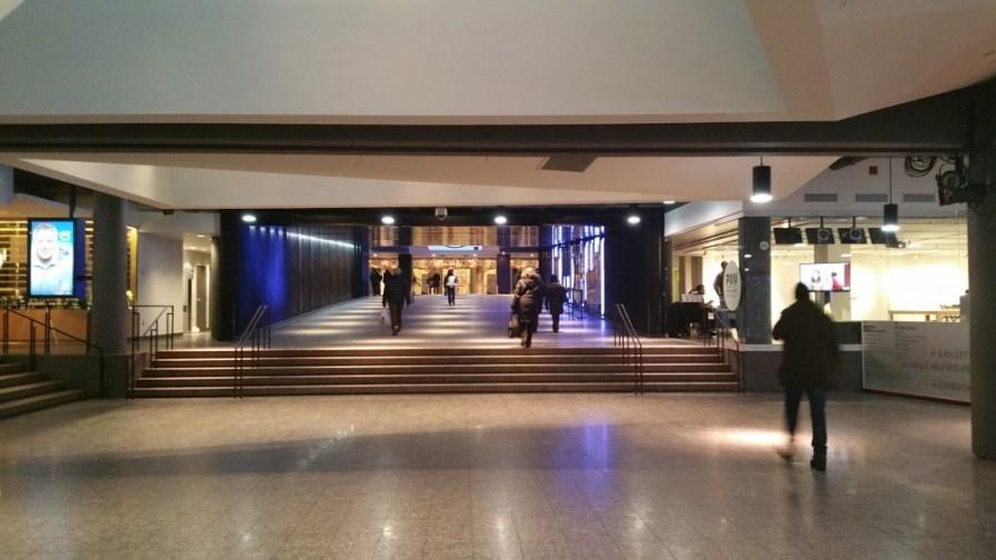 Galeries souterraines