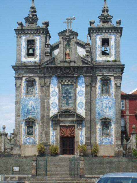 Igreja das almas
