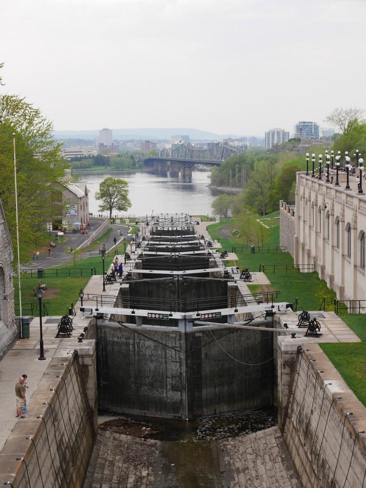 Écluses du Canal