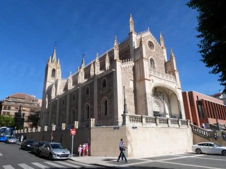 Église hiéronymite