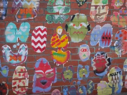 Street art à Montreal