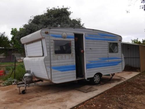 Notre caravane