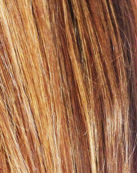 Mes cheveux... mais ça, c'était avant !