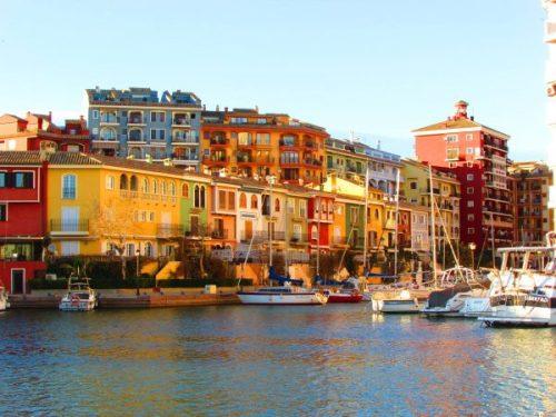 Port Saplaya, la petite Venise