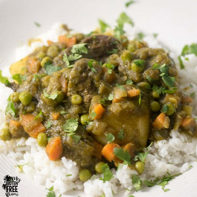 Peruvian Beef Stew