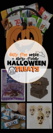 Allergy Friendly Halloween