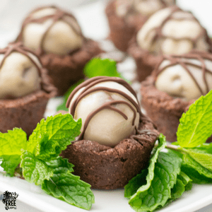Gluten Free Brownie Cups