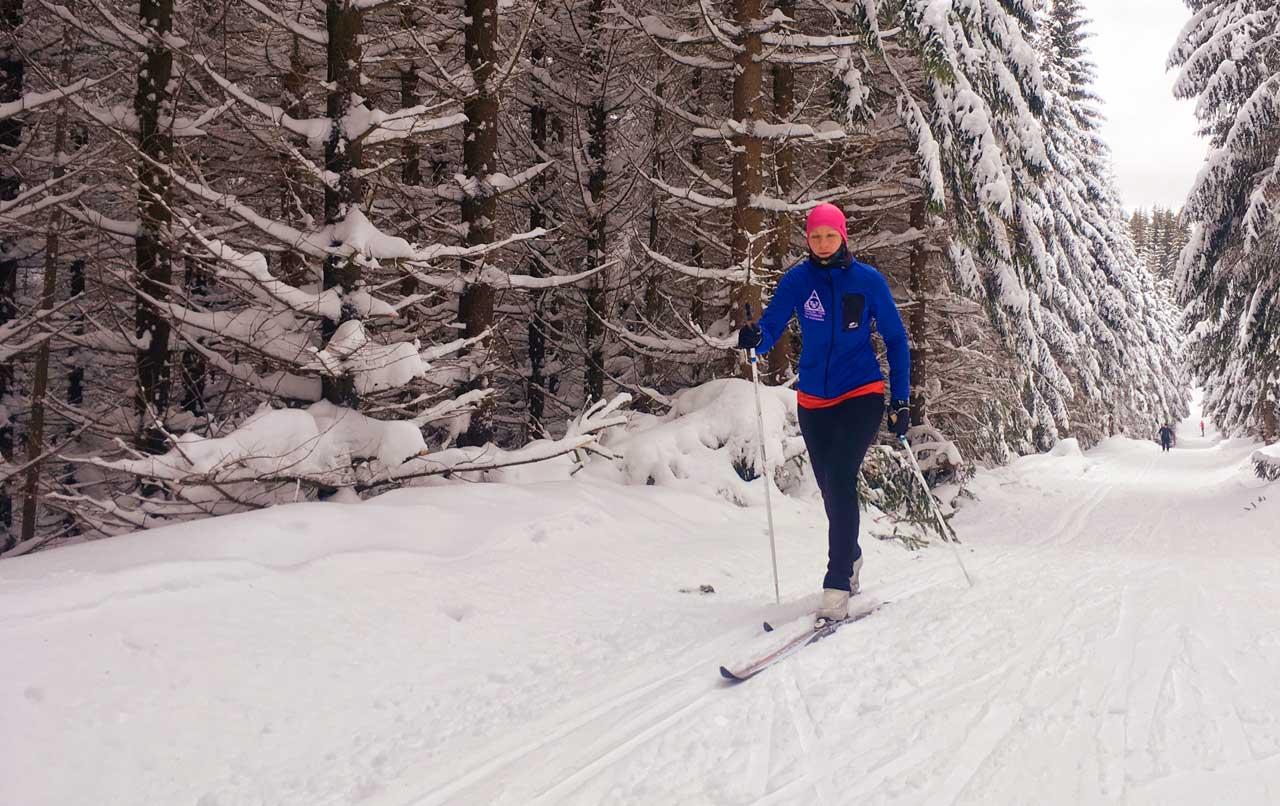 Skilanglauf Trainingsplan klassisch