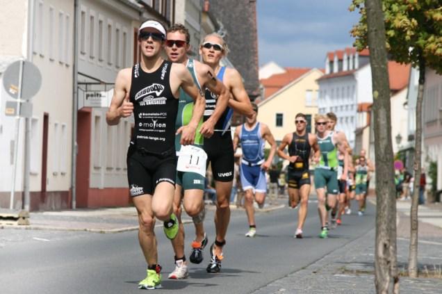 Triathlon Laufen Sprintdistanz