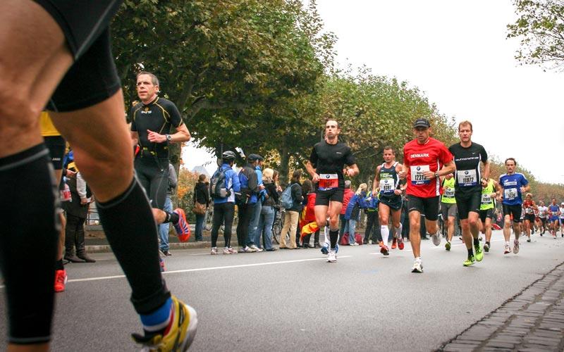 Marathon in 10 Wochen