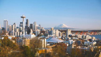 Seattle, Foto Daniel Schwen, Wikimedia cc