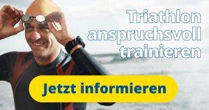 Triathlon anspruchsvoll trainieren | MyGoal Training®