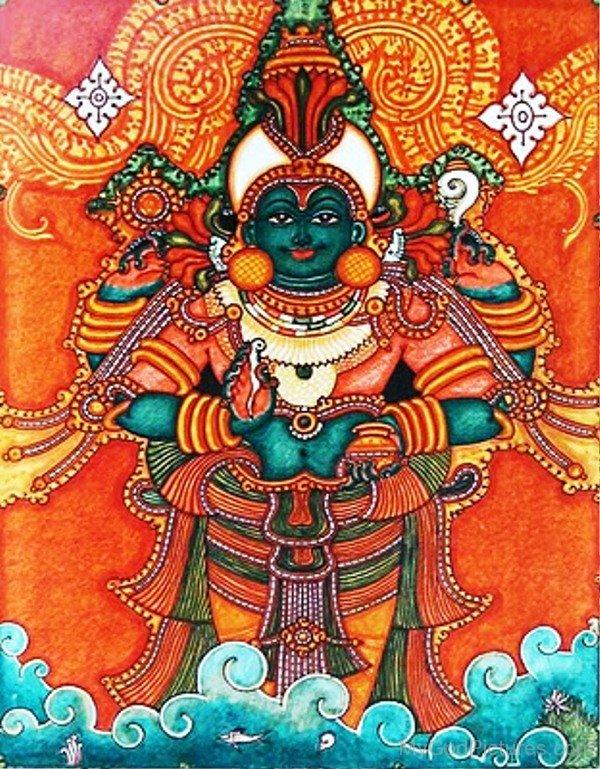 Lord Dhanvantari Ji  God Pictures